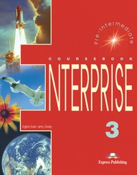 Enterprise 3 Coursebook (pre-intermediate)