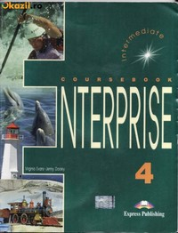 Enterprise 4 Coursebook (intermediate)