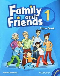 Family and Friends 1 Class Book скачать