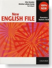 Скачать New English File – elementary (student's book)