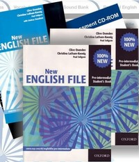 Скачать New English File – pre-intermediate (Student's book)