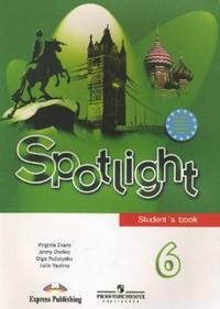 Spotlight 6 Student's Book